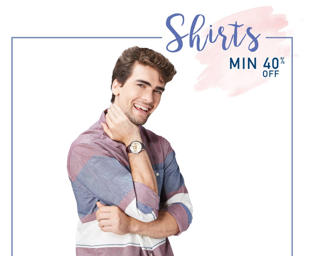 019a47e96981 Men s Fashion Sale  Checkout Latest Men s Fashion Products Deals    Discounts Online in India – Amazon.in