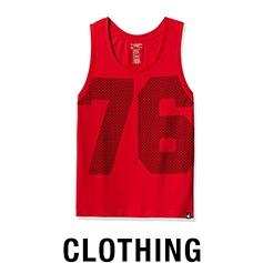 Men's sportswear clothing