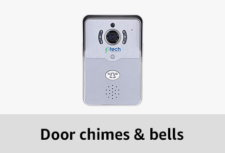 Door chimes & bells