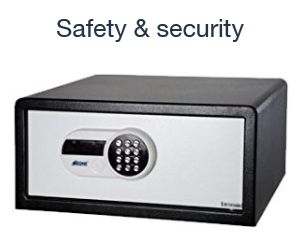 Safety & security