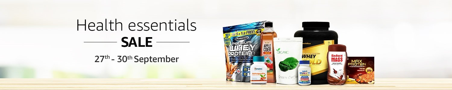 offers health essentials