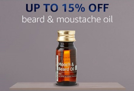 beard and moustache oil