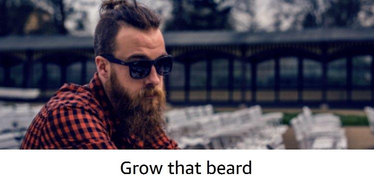 grow that beard