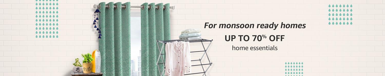 Monsoon essentials