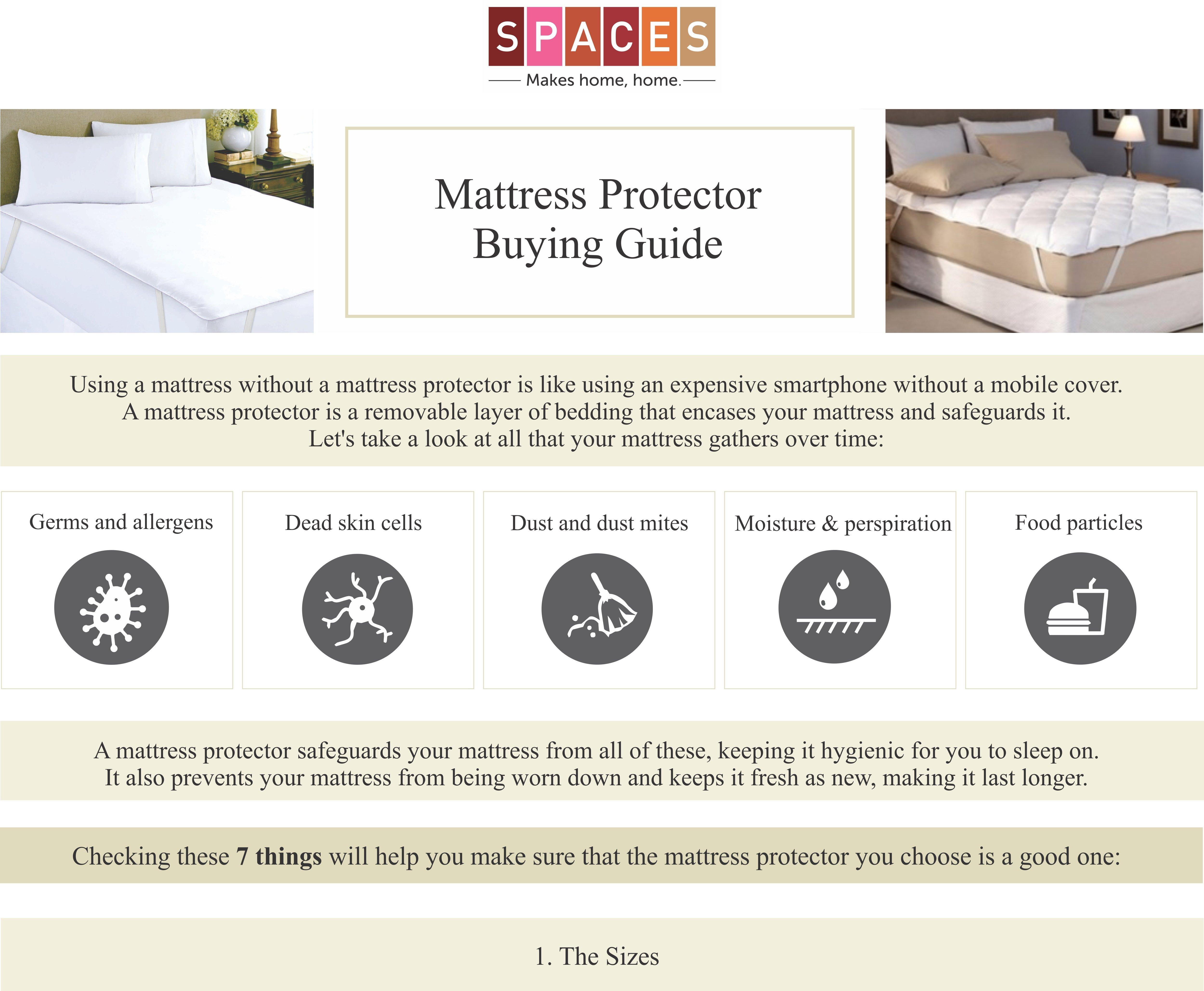 Mattress protectors buying guide