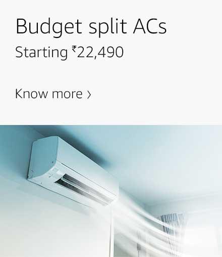 budget ACs