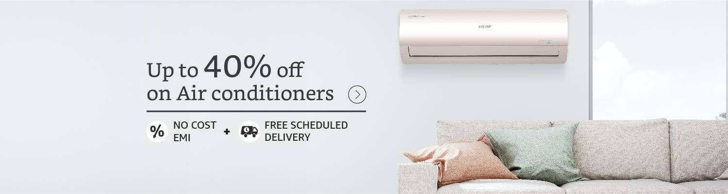 Amazon Summer Appliances Offer