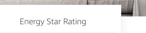 Enery Star Rating