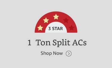 1 ton 3 star