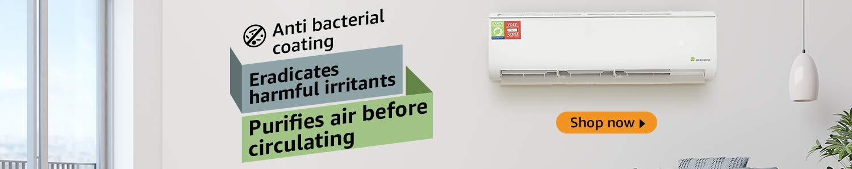 Anti bacterial coating