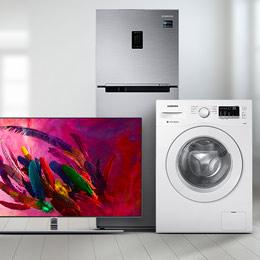 Samsung TVs & more