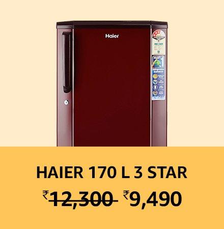 haier 170l