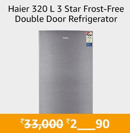 haier 320l