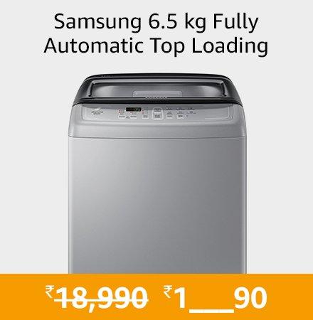 samsung 6.5kg