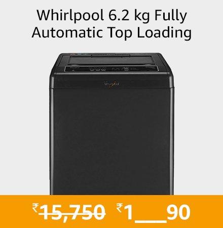 whirlpool 6.2kg