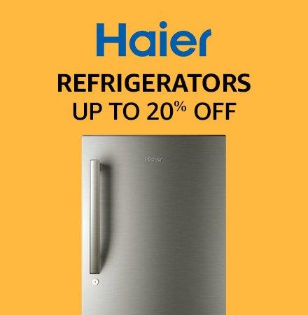 off on Refrigerators