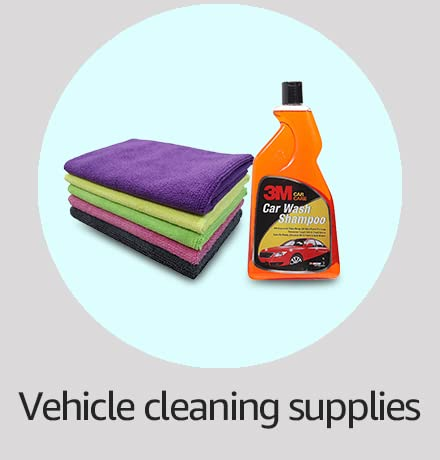 Vehicle cleaning