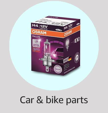 car and bike parts
