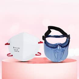 Masks and other safety supplies