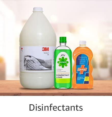 Sell disinfectants online on Amazon.in