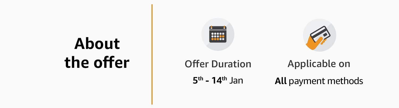 Free extended warranty @ Amazon in