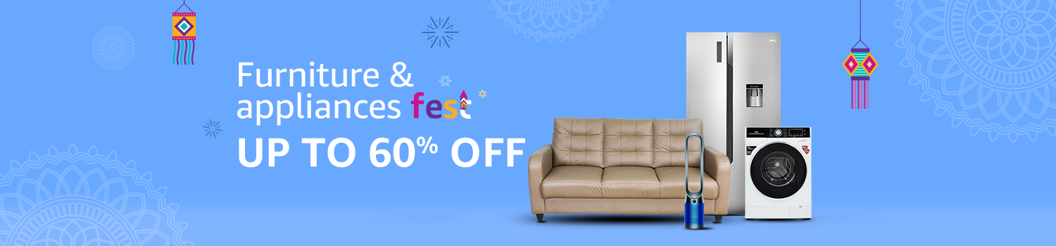 Furniture % appliances fest