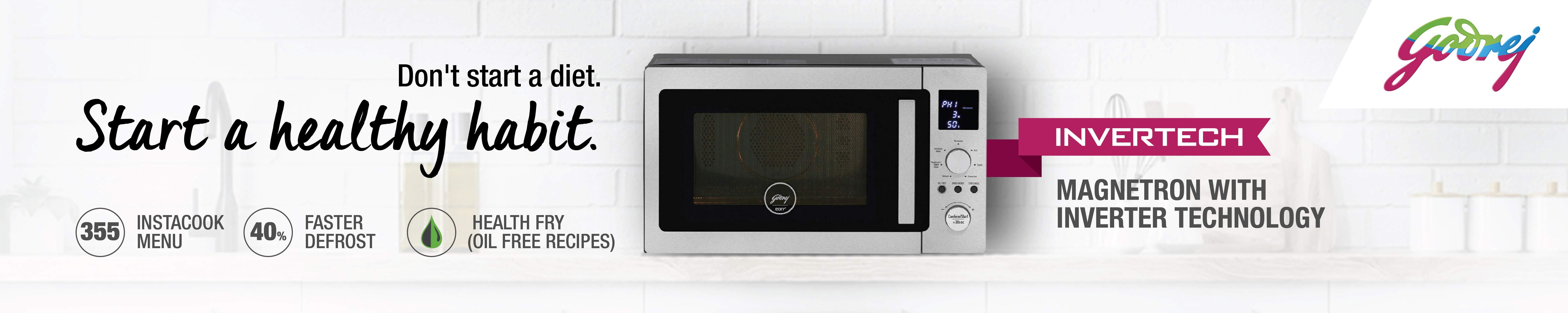 Godrej 28 L inverter microwave