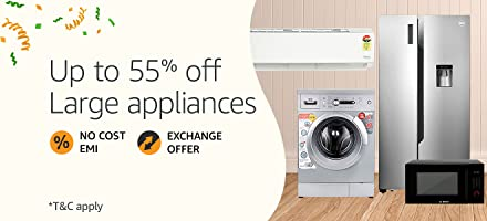 Up to 55% off : Large appliances