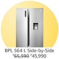 BPL 564 L Side-by-Side