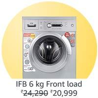 IFB 6 kg Front Load