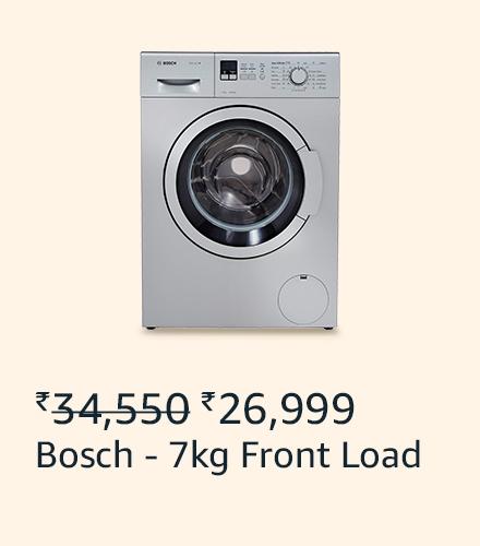 Bosch 7 Kg Front Load