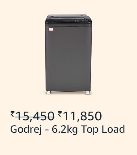 Godrej 6.2 kg Top load
