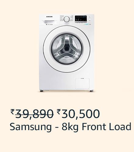 Samsung 8 kg front load