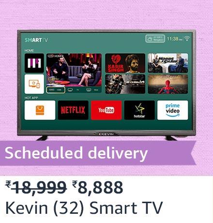 Kevin (32) Smart TV