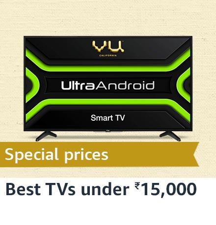 Best TVs under 15000