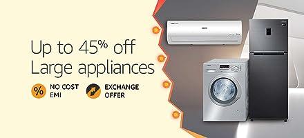 Large appliances