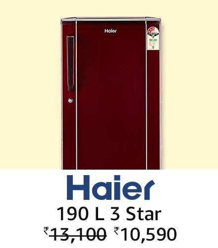 Haier 190 L
