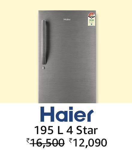 Haier 195 L