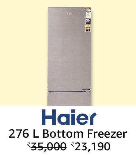 Haier 276 L