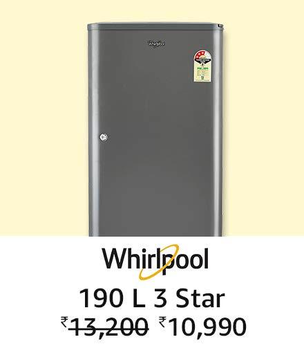 Whirlpool 190 L