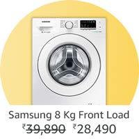 Samsung 8kg front loading
