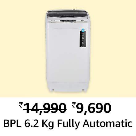 BPL 6.2 Kg Top Load