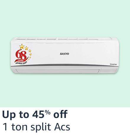 1 ton split ACs