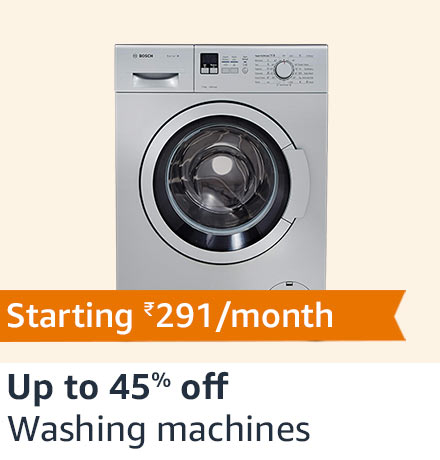 washing machine offers