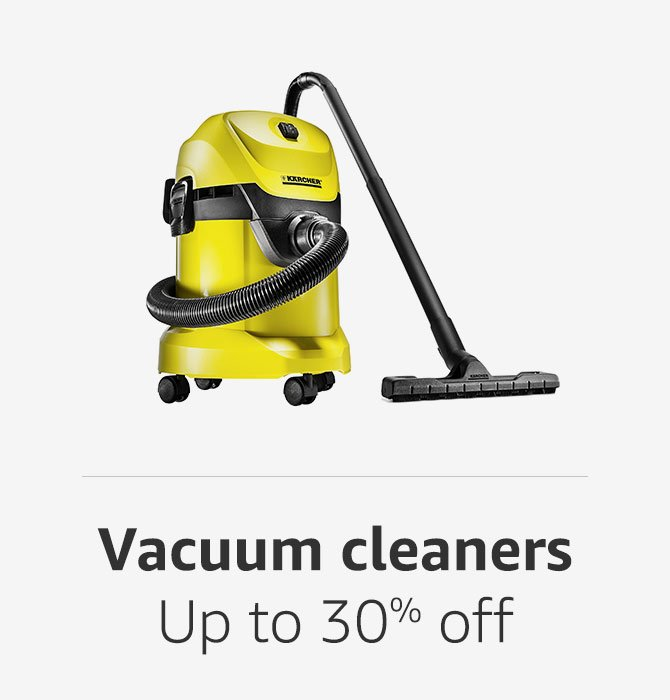 vaccum cleaners