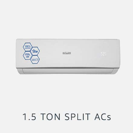1.5 Ton Split ACs