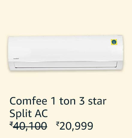 Comfee 1 Ton Split AC