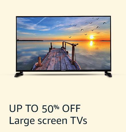Largescreen TVs