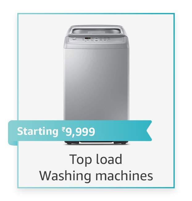 Top load WM