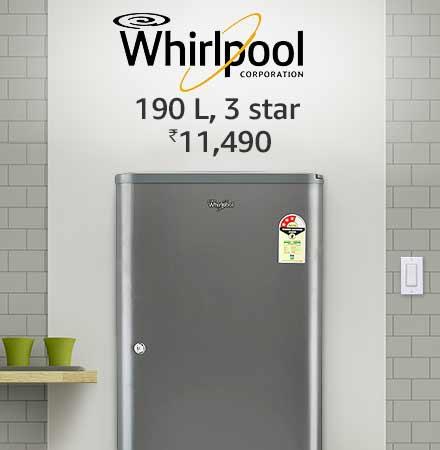 whirpool 190l